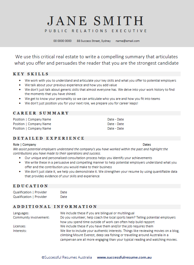 professional resume  u0026 cover letter writing service